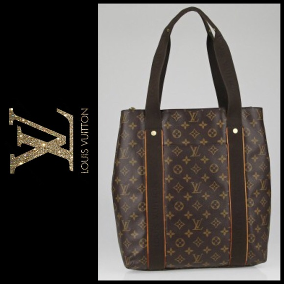 Louis Vuitton Handbags - 🦋 Authentic! Louis Vuitton Cabas Beaubourg Tote e704e02952